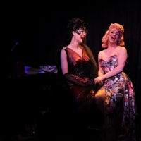 Photo Flash:  Gloria Swansong & Maxie Factor Sparkle With Glamour in A NIGHT OF ESCAP Photo