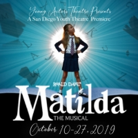 Young Actors' Theatre Presents San Diego Youth Theatre Premiere of MATILDA THE MUSICAL