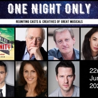 BWW Review: ONE NIGHT ONLY PRESENTS... FROM HERE TO ETERNITY Photo