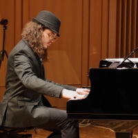 Pianist Ben Rosenblum Joins Patrick Bartley In Livestream From Dizzy's Club Photo