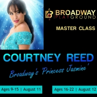 Courtney Reed is heading to Broadway Playground Photo