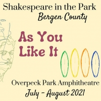 HAMLET and AS YOU LIKE IT Announced for Shakespeare in the Park Bergen County 2021 Photo