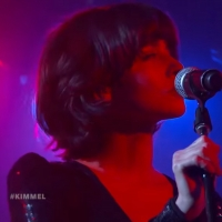 VIDEO: Watch Meg Myers Perform 'The Death of Me' on JIMMY KIMMEL LIVE! Video
