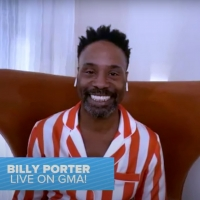 VIDEO: Billy Porter Talks About Co-Hosting NEW YEAR'S ROCKIN' EVE on GOOD MORNING AMERICA