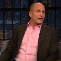 VIDEO: Watch Woody Harrelson Talk About His Weird Dinner With The President on LATE NIGHT WITH SETH MEYERS