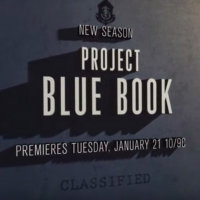 Season Two of PROJECT BLUE BOOK Premieres on History Channel This January Photo