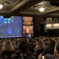 Photos: Go Inside the Refurbished Theatre Royal Drury Lane for First Preview of FROZE Photo