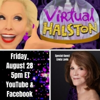BWW Previews: VIRTUAL HALSTON Welcomes Tony Award Recipient Linda Lavin Photo