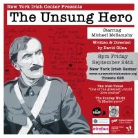 THE UNSUNG HERO by David Gilna Will Be Staged at The New York Irish Center Photo