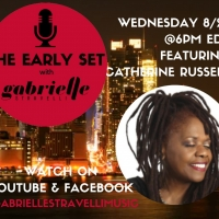 THE EARLY SET With Gabrielle Stravelli Welcomes Catherine Russell Photo