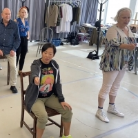 VIDEO: Get a Sneak Peek Into the Rehearsal Room for COME FROM AWAY Photo