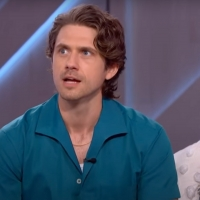 VIDEO: Aaron Tveit Auditions For THE VOICE on THE KELLY CLARKSON SHOW