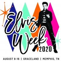 Programming Updates Announced for Elvis Week 2020 Photo