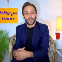 VIDEO: Watch Episode One of REMOTELY FUNNY - The Quarantined Comedy Show Photo