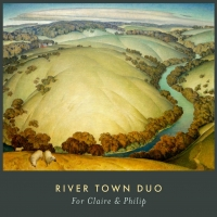River Town Duo Releases Debut Album Featuring Original Works By Six Contemporary Comp Photo
