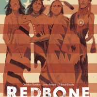 REDBONE: THE TRUE STORY OF A NATIVE AMERICAN ROCK BAND A New Graphic Novel From IDW P Photo