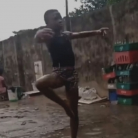 VIDEO: Nigerian Boy's Dancing Goes Viral; Receives Scholarship in the U.S. Photo