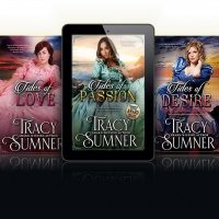 Tracy Summer Promotes Her Garrett Brothers Historical Romance Series