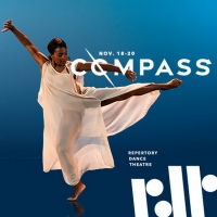 Repertory Dance Theatre's COMPASS Coming to the Rose Wagner Performing Arts Center in Photo