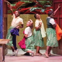 Review Roundup: What Did Critics Think of SCHOOL GIRLS; OR, THE AFRICAN MEAN GIRLS PL Photo