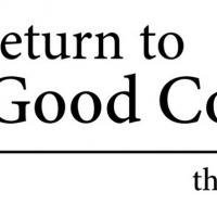 Keegan's 'Return to Good Company' Focuses on Restoring Community