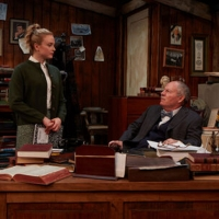 BWW Review: TRYING at North Coast Repertory Theatre Photo