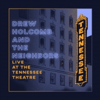 Drew Holcomb and The Neighbors Announce Live Album Photo