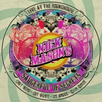 Nick Mason's Saucerful Of Secrets Announce 'Live At The Roundhouse' Photo