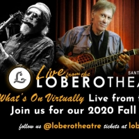 Live From the Lobero Announces Two More Live Stream Events Photo