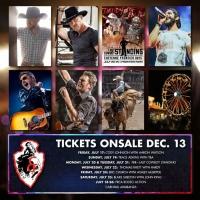 Blake Shelton, Thomas Rhett, & More Set To Perform During Cheyenne Frontier Days