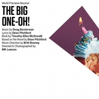 Atlantic for Kids Announces Casting for THE BIG ONE-OH! Photo