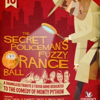 Experience Theatre Project Presents THE SECRET POLICEMAN'S ORANGE FUZZY BALL Photo