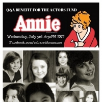 Cast Members From Productions of ANNIE Will Reunite to Benefit The Actors Fund Photo