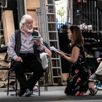 Guest Blog: Opera Star Kim Begley Talks Joining Forces On 'King Lear' Photo