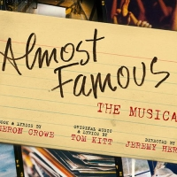 10 Moments We Hope to See in the ALMOST FAMOUS Musical! Photo
