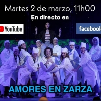 AMORES EN ZARZA se emite hoy en directo desde el Teatro de la Zarzuela Photo