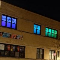 Chicago Children's Theatre Unveils 'Everything Will Be OK' Window Installation; 18 Ne Photo