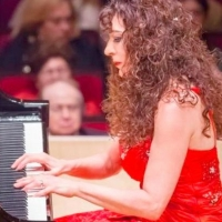Pianist Rosa Antonelli to Host Online Watch Party for CONCERT AT CARNEGIE HALL Photo