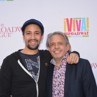 Lin-Manuel & Luis Miranda Guest on THE TONIGHT SHOW Next Week Photo