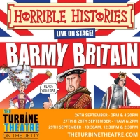 HORRIBLE HISTORIES Comes To North and South London Photo