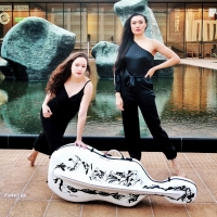 Cellist Sophia Bacelar and Dancer Megan Myers to Make Their Debut as FEMAURA at Gathe Photo