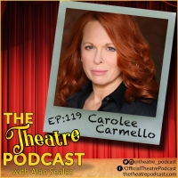 Podcast Exclusive: THE THEATRE PODCAST WITH ALAN SEALES Presents Carolee Carmello Photo