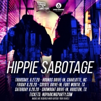 Hippie Sabotage Announce Social Distance Drive-In Tour Photo