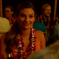 VIDEO: See Lea Michele Hula in a Clip From SAME TIME, NEXT CHRISTMAS Video