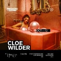 Indie-Pop Sensation Cloe Wilder Will Perform Live At Madame Siam In Hollywood Photo