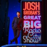 VIDEO: Josh Groban Announces Shows at Radio City Music Hall!