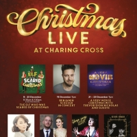 Danielle Tarento Presents CHRISTMAS LIVE AT CHARING CROSS Photo