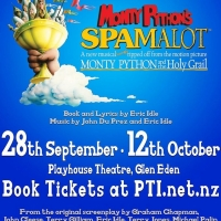 BWW Review: SPAMALOT at Playhouse Theatre, Glen Eden, Auckland Photo