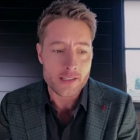 VIDEO: Justin Hartley Talks About Filming THIS IS US During COVID-19 on LATE NIGHT WI Photo