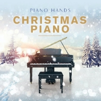 James Morgan and Juliette Pochin to Release Debut Album as Piano Hands, 'Christmas Pi Photo